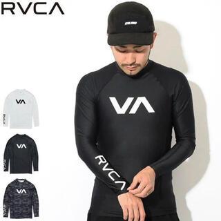 RVCA - RVCA ラッシュガード メンズ  ルーカ 長袖ラッシュガード ルカ 黒