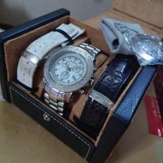 アヴァランチ(AVALANCHE)のJoe Rodeo Diamond Watch 2.5ct(腕時計(アナログ))