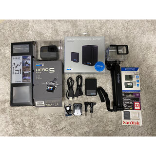 GoPro - GoPro HERO5 BLACK