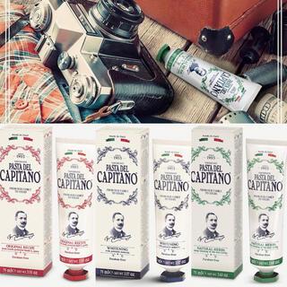 マービス(MARVIS)のPasta del CAPITANO(歯磨き粉)