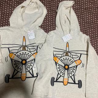アカチャンホンポ(アカチャンホンポ)のフード付きトレーナー(Tシャツ/カットソー)