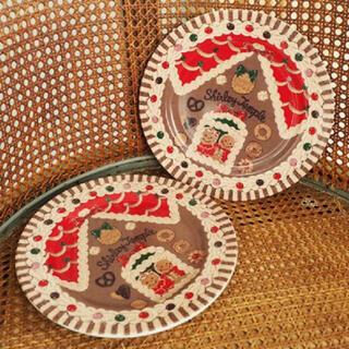 シャーリーテンプル(Shirley Temple)の新品 Shirley temple ノベルティ お皿二枚セット(ノベルティグッズ)