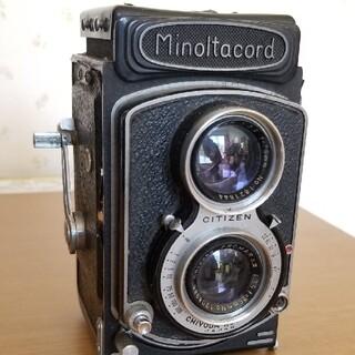 KONICA MINOLTA - Minoltacord ミノルタコード 二眼レフ カメラ