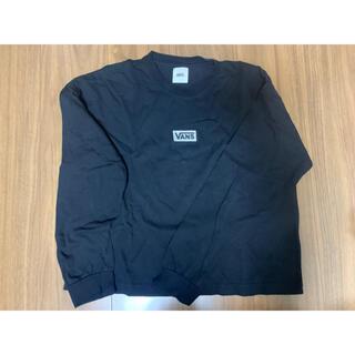 ヴァンズ(VANS)の【美品】VANS 長袖Tシャツ(Tシャツ(長袖/七分))
