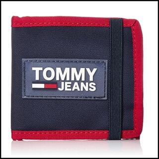 トミーヒルフィガー(TOMMY HILFIGER)のポケットに入る 2つ折り財布 TOMMY HILFIGER 定価5500円(折り財布)