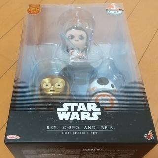 ディズニー(Disney)のホットトイズスターウォーズ   REY C-3PO BB-8(アメコミ)