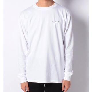 アニエスベー(agnes b.)のアニエスベー カットソー Tシャツ(Tシャツ/カットソー(七分/長袖))