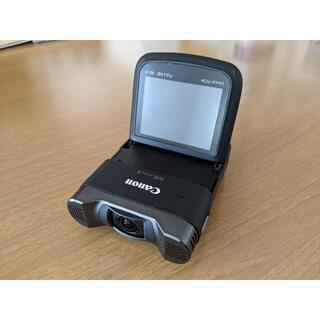 キヤノン(Canon)のCanon iVIS mini X【美品・箱付き】(ビデオカメラ)