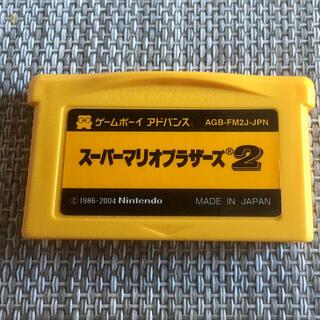ゲームボーイアドバンス(ゲームボーイアドバンス)の【送料無料】スーパーマリオブラザーズ2(携帯用ゲームソフト)