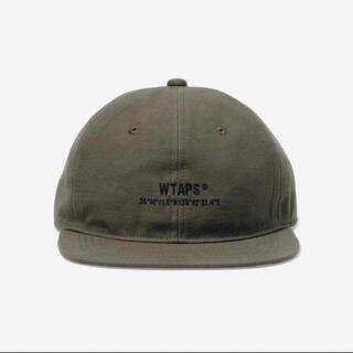 ダブルタップス(W)taps)のWTAPS 20AW T-6H 03 / CAP. NYCO. SATIN  (キャップ)