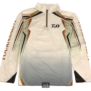 ダイワ(DAIWA)のダイワ トーナメント ドライシャツ ホワイト XL検索用 シマノ がまかつ (ウエア)