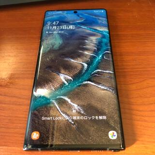 SAMSUNG - Galaxy Note 10 Plus SIMフリー N975U