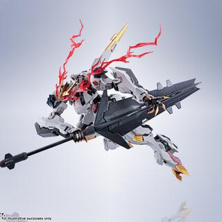 BANDAI - METAL ROBOT魂ガンダムバルバトスルプスレクス