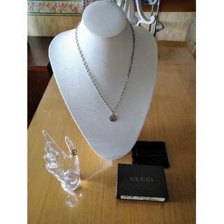 Gucci - ◆美品◆GUCCI  インターロッキング  ネックレス