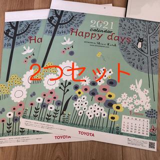 2021 トヨタ カレンダー