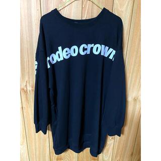 ロデオクラウンズ(RODEO CROWNS)のロデオクラウンズトレーナー(トレーナー/スウェット)