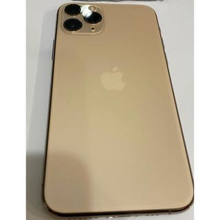Apple - iPhone 11 pro 256 ゴールド
