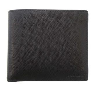 プラダ(PRADA)のPRADA プラダ 二つ折り財布(折り財布)