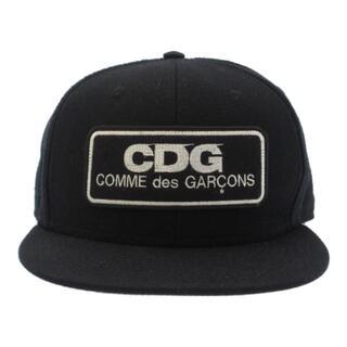 コムデギャルソン(COMME des GARCONS)のCOMME des GARCONS コムデギャルソン キャップ(キャップ)