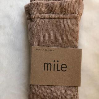 キャラメルベビー&チャイルド(Caramel baby&child )のmile 12-24m(靴下/タイツ)