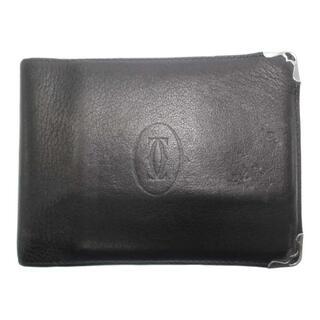 カルティエ(Cartier)のCartier カルティエ 二つ折り財布(折り財布)