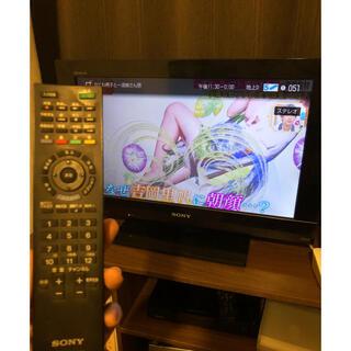 ブラビア(BRAVIA)のSONY BRAVIA BX30H KDL-22BX30H(B)(テレビ)