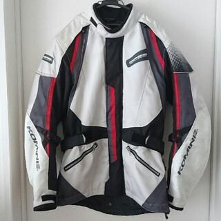 かずま様専用★防寒防水バイクジャケット KOMINE  Lサイズ(その他)