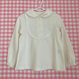 coeur a coeur - クーラクール ブラウスTシャツ 100