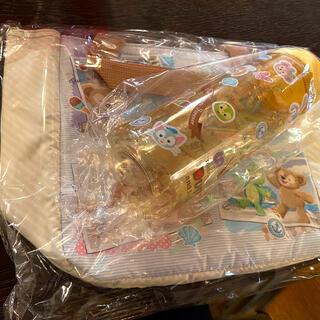 Disney - ダッフィー&フレンズ☆say cheese スーベニアランチケース&ボトルセット