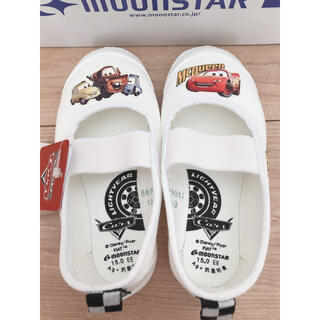 MOONSTAR  - ムーンスター 上履き 靴 カーズ