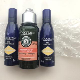L'OCCITANE - 値下げしましたロクシタン化粧水&ヘアシャンプー
