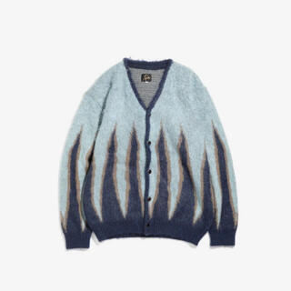 Needles - Needles  Mohair Cardigan Flame Lサイズ