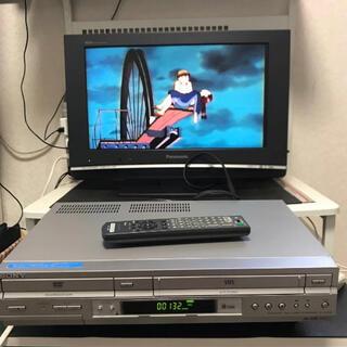 ソニー(SONY)のSONY SLV-D373P DVD/VHS 一体型 ビデオデッキ(DVDプレーヤー)