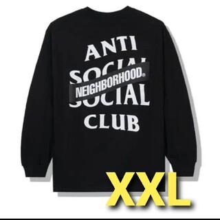 NEIGHBORHOOD - NEIGHBORHOOD × ANTI SOCIAL SOCIAL CLUB