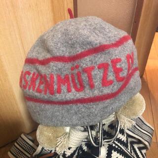 オーバーライド(override)のoverrideベレー帽(ハンチング/ベレー帽)