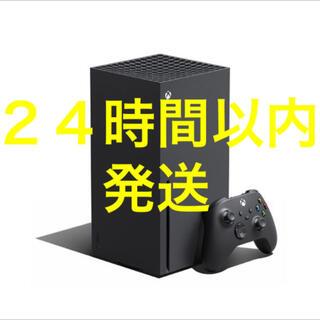 マイクロソフト(Microsoft)の[新品未開封]Xbox Series X Microsoft マイクロソフト(家庭用ゲーム機本体)