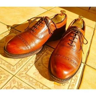 REGAL - 【良品】リーガルウォーカー ストレートチップ REGAL ビジネスシューズ 革靴