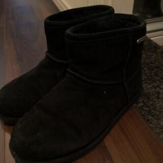 エミュー(EMU)のエミュ ショートブーツ 防水(ブーツ)