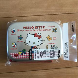 ハローキティ(ハローキティ)のアルミランチボックス   キティちゃん 弁当箱(弁当用品)