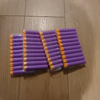送料無料 ナーフ 弾 紫色 アキュストライク ダーツ 玉 40個 フォートナイト(エアガン)