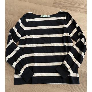 ドットアンドストライプスチャイルドウーマン(Dot&Stripes CHILDWOMAN)のTシャツ/ボーダー(Tシャツ(長袖/七分))