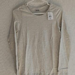 ラフ(rough)の【新品】rough sundae 長袖Tシャツ フリーサイズ(カットソー(長袖/七分))