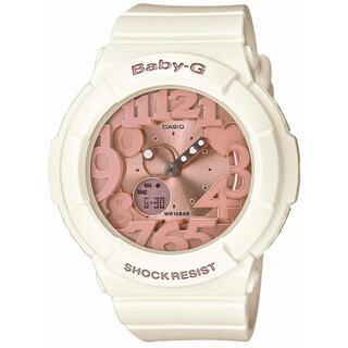 カシオ(CASIO)のBaby-G シェルピンクカラーズ BGA-131-7B2★新品(腕時計)