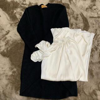 Ameri VINTAGE - MERMAID TIGHT KNIT DRESS