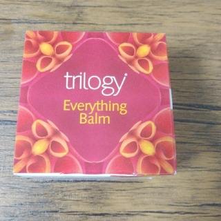 trilogy - 新品トリロジー エブリシングバーム 箱なし