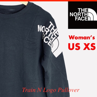 THE NORTH FACE - 【日本未発売】ノースフェイス Train N Logo Pullover