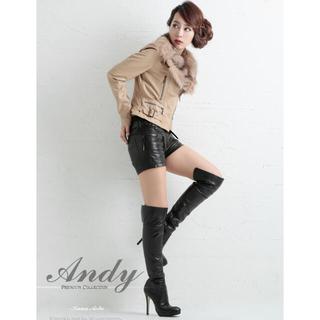 アンディ(Andy)のAndy♡ジャケット(ライダースジャケット)