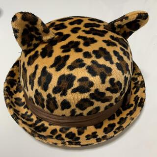 ザラキッズ(ZARA KIDS)の週末取り下げ●新品 耳付き帽子(帽子)