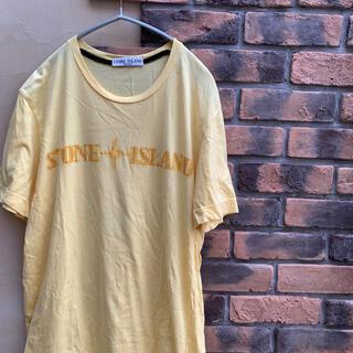 ストーンアイランド(STONE ISLAND)の00s stone island ストーンアイランド モザイク ロゴ tシャツ(Tシャツ/カットソー(半袖/袖なし))