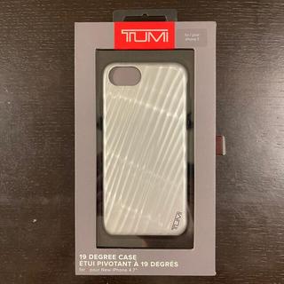 トゥミ(TUMI)の【新品】TUMI トゥミ スマホケース iPhone SE (第二世代)/7/8(iPhoneケース)